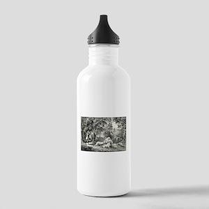 Partridge shooting - 1865 Water Bottle