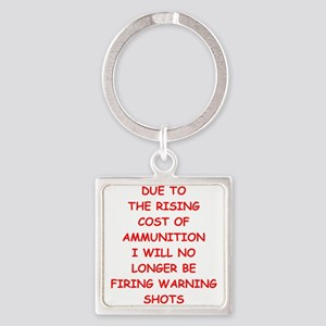 WARNING Keychains