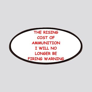 WARNING Patches