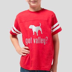 valley bulldog g copy Youth Football Shirt