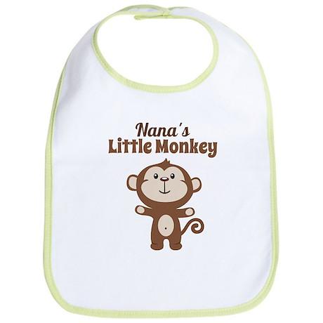 Nanas Little Monkey Bib