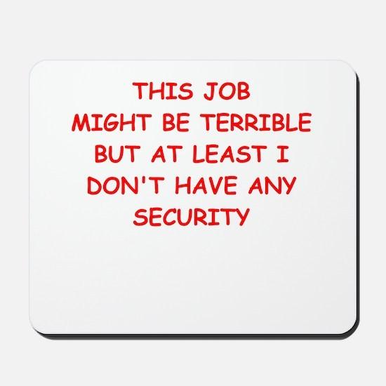 job Mousepad