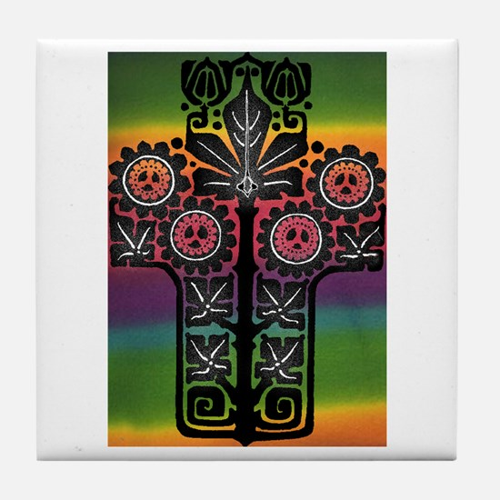 Cool Unique christian Tile Coaster