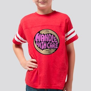 hwcgirl Youth Football Shirt