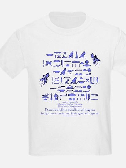 Affairs of Dragons (Egyptian) T-Shirt
