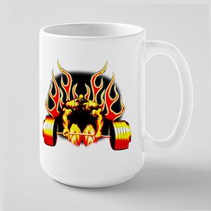 FIRED UP! Large Mug