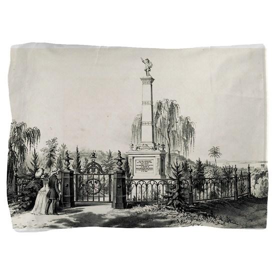 New York firemen's monument - Greenwood Cemetery I