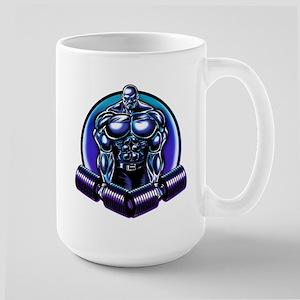 SUPERSIZED! Large Mug