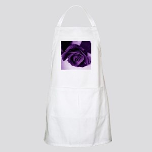 Purple Rose BBQ Apron