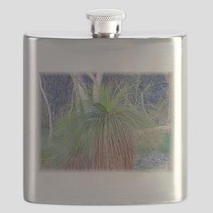 Australian Grass Tree Flask