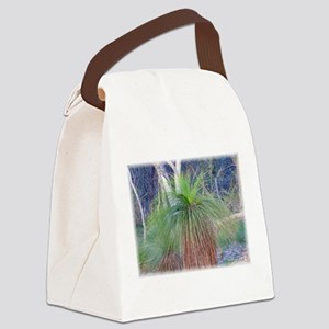 Australian Grass Tree Canvas Lunch Bag