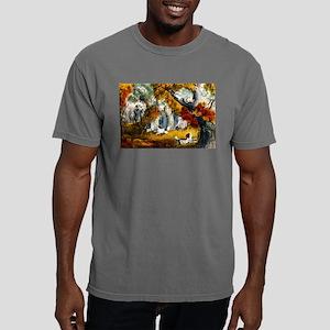 Squirrel shooting - 1907 Mens Comfort Colors Shirt