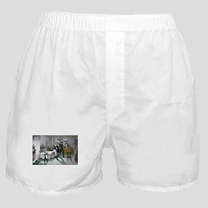 The Bible and temperance - Circa 1840 Boxer Shorts