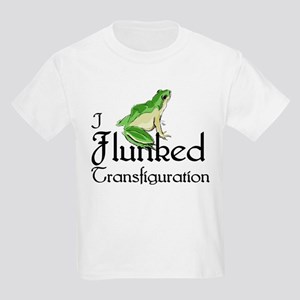I flunked Transfiguration Kids T-Shirt