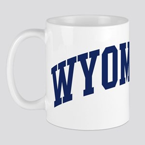 Blue Classic Wyoming Mug