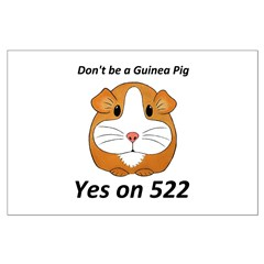Yes on 522 GMO Labeling Posters