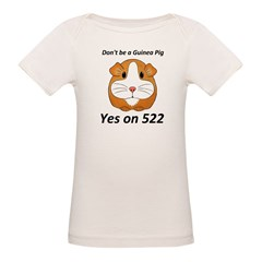 Yes on 522 GMO Labeling T-Shirt