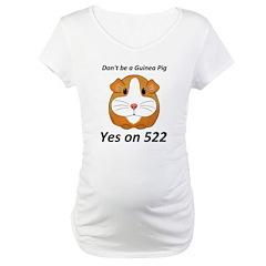 Yes on 522 GMO Labeling Shirt