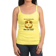 Yes on 522 GMO Labeling Tank Top