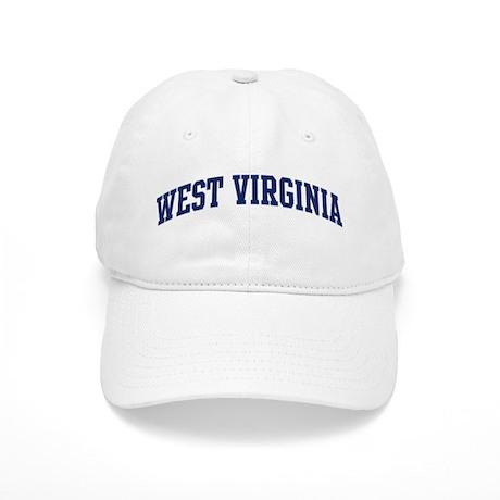 Blue Classic West Virginia Cap