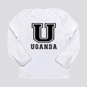 Uganda Designs Long Sleeve Infant T-Shirt