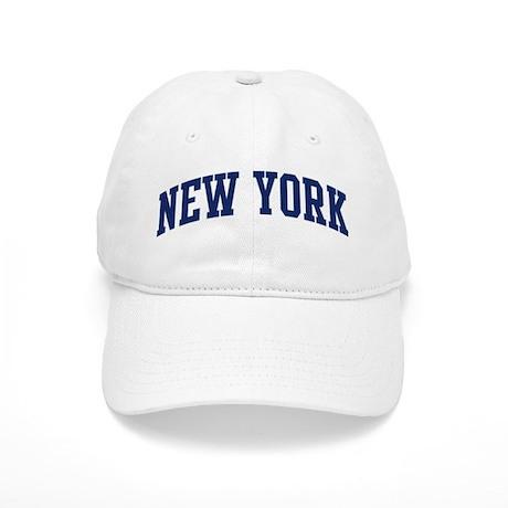 Blue Classic New York Cap