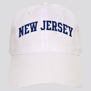 Blue Classic New Jersey Cap