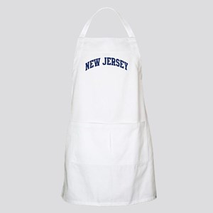 Blue Classic New Jersey BBQ Apron