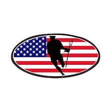 Lacrosse_IRock_America Patches