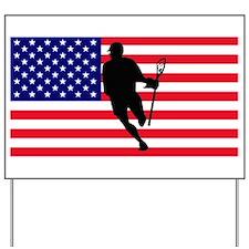 Lacrosse_IRock_America Yard Sign