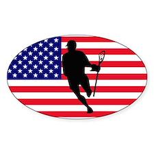 Lacrosse_IRock_America Sticker
