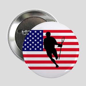 "Lacrosse_IRock_America 2.25"" Button"