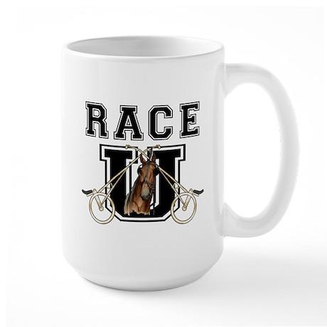 Race U Large Mug