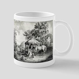 The glimpse of the homestead - 1859 11 oz Ceramic