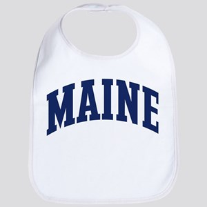 Blue Classic Maine Bib