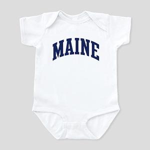 Blue Classic Maine Infant Bodysuit