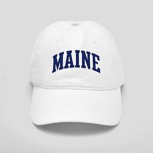 Blue Classic Maine Cap