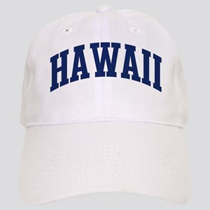 Blue Classic Hawaii Cap