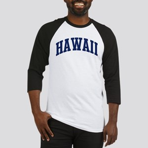 Blue Classic Hawaii Baseball Jersey