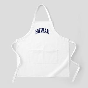 Blue Classic Hawaii BBQ Apron