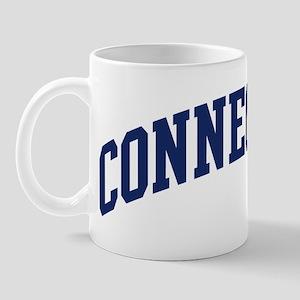 Blue Classic Connecticut Mug