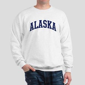 Blue Classic Alaska Sweatshirt