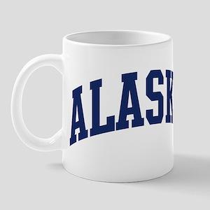 Blue Classic Alaska Mug