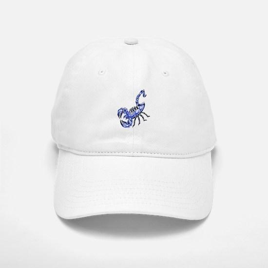 Scorpion Pentacle Design Baseball Baseball Cap