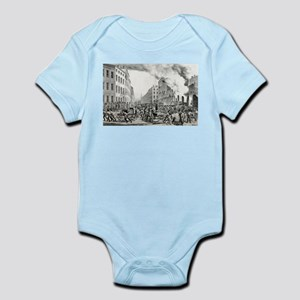 The life of a fireman - the ruins - 1854 Infant Bo