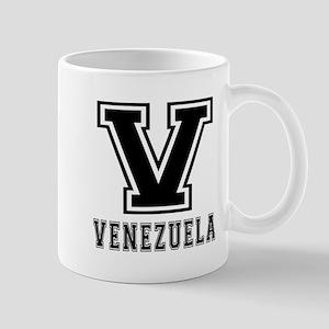 Venezuela Designs Mug