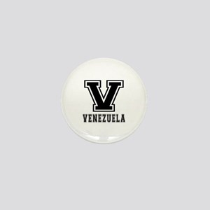 Venezuela Designs Mini Button
