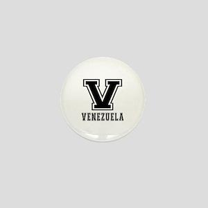 Venezuela Designs Mini Button