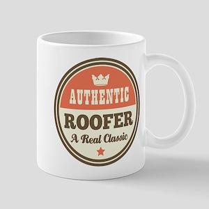 Roofer Vintage Mug