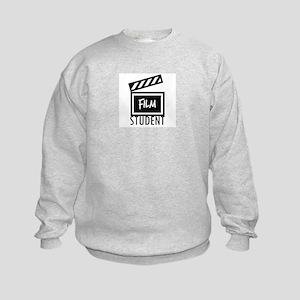 Film Student Kids Sweatshirt
